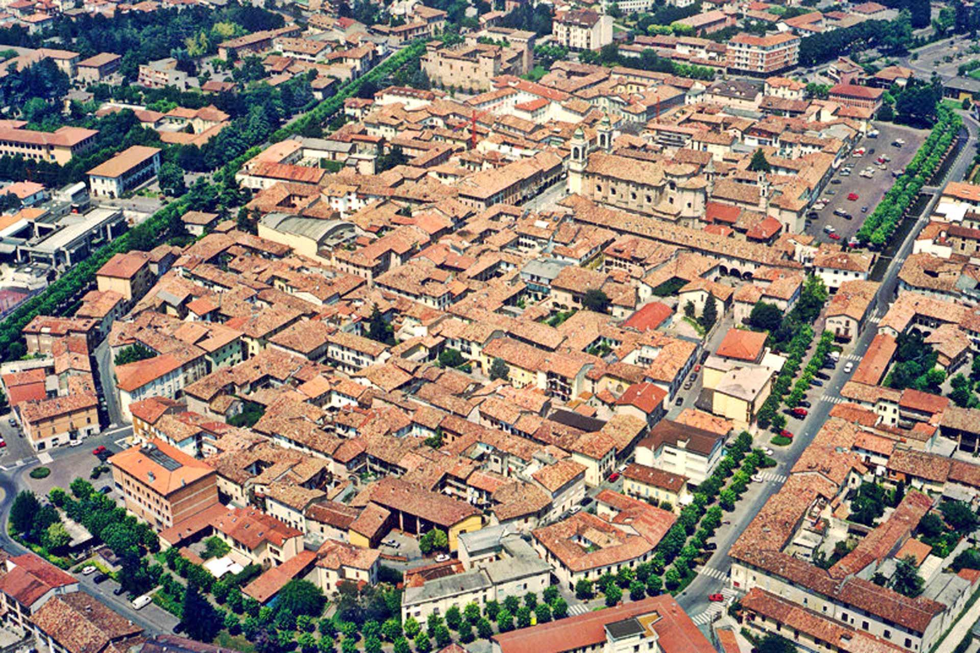 Argomento Urbanistica ed edilizia